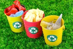 сортировка мусора - дело каждого