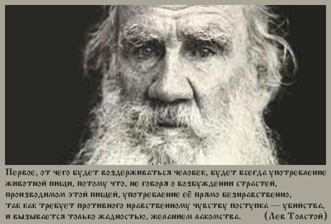 Льву Николаевичу Толстому и его эссе «Первая ступень»,