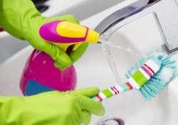 очищение ванной