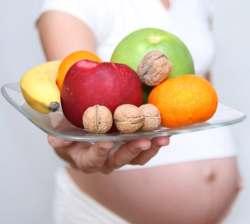 питание при планирование беременности
